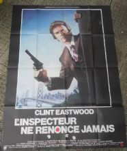 Enforcer, Original French Film Poster, Clint Eastwood, '77